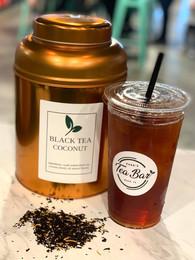 Black Tea Coconut
