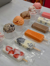 Paletas and Ice Cream