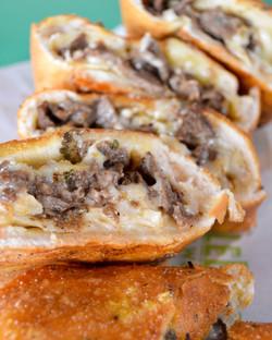 Philly CheeseSteak Stromboli