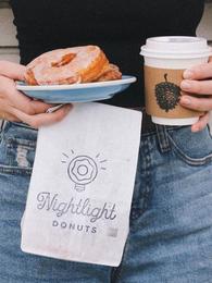 Pinewood and Nightlight Donuts