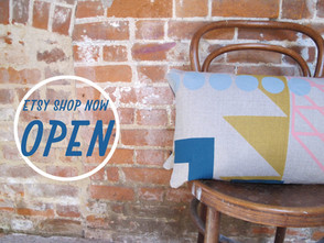 Check out Anna Bird's new Etsy Shop!