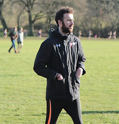 Profile photo of University of Birmingham endurance coach and co-ordinator Dean Miller