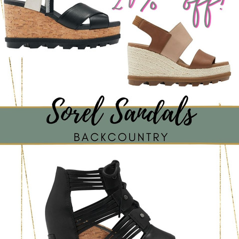 Sandals to Die For!