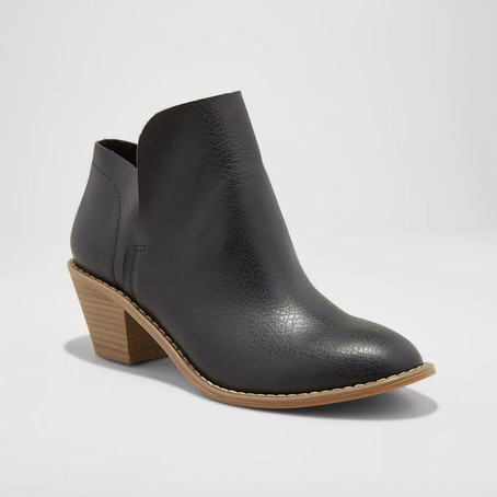 The Best Booties for Fall from Target