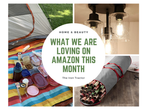 10+ things you loved on Amazon this month!
