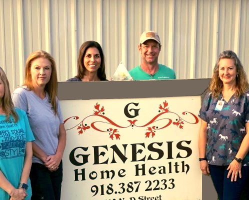 Fall Prevention with Genesis