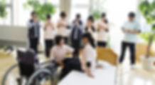 ランクアップ研修時の写真