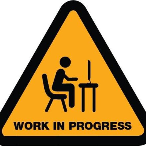 Copia di WORK IN PROGRESS