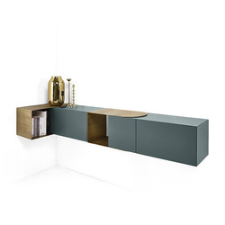 Partout Wall Unit - 01
