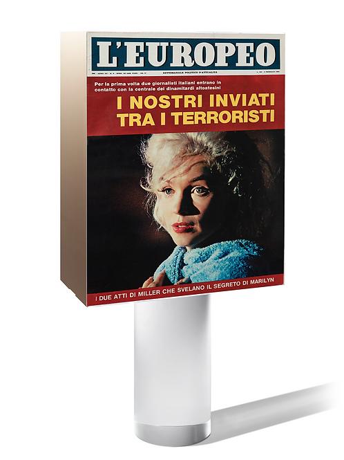L'EUROPEO 1964 (IT) 1964. « Miller svelano il segreto di Marilyn ».