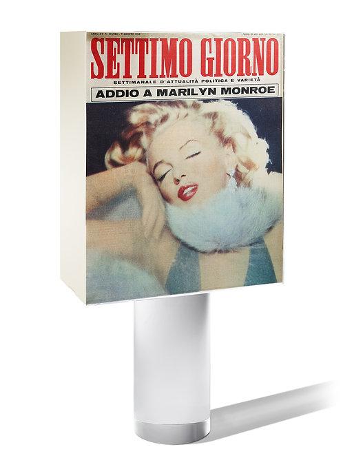 SETTIMO GIORNO 1962 (IT). « Addio a Marilyn Monroe ».