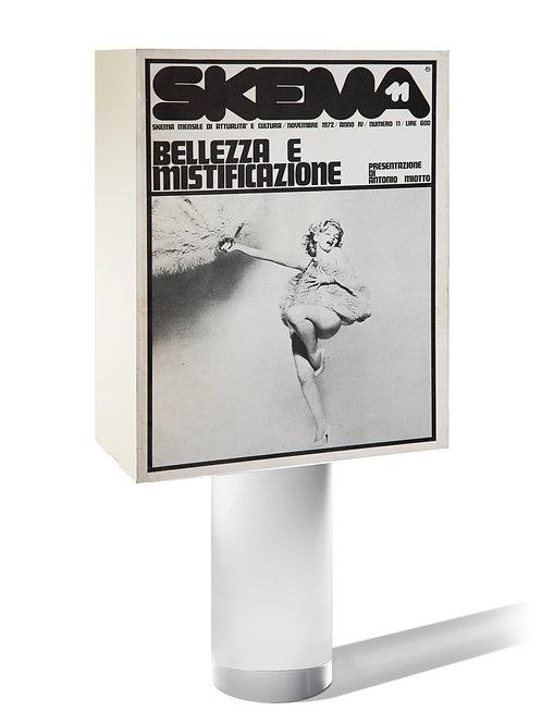 SKEMA 1972 (IT). « Bellezza e mistificazione ».