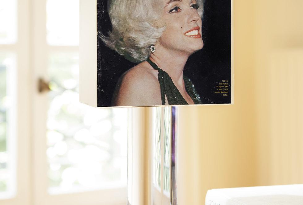 Lamp EPOCA (Italy). « Marilyn: Perché è morta ». 1962