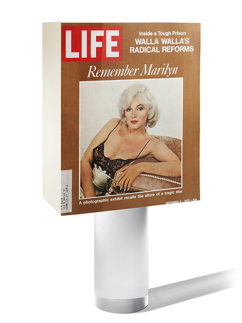 LIFE 1972 (USA). « Remember Marilyn ».