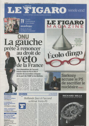 Le Figaro TV Magazine