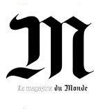 """"""" M """" Le Magazine du Monde"""