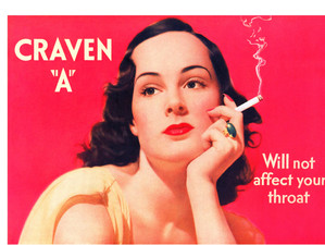 Pourquoi les femmes fument ?
