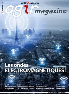 Agir magazine - santé & entreprise