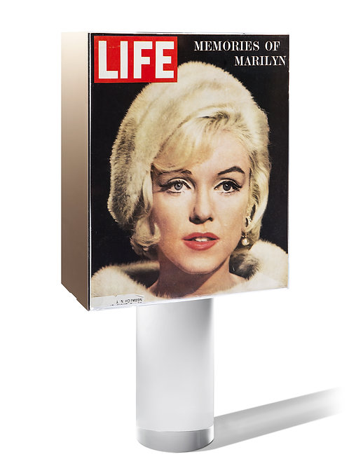 LIFE 1962 (USA). « Memories of Marilyn ».