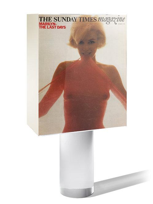 SUNDAY TIMES 1972 (UK). « Marilyn the Last Days »