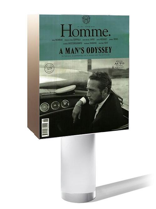 Paul Newman | HOMME (GR). « A man's odissey ».