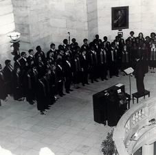 Concert celebrating Civil Rights Leader
