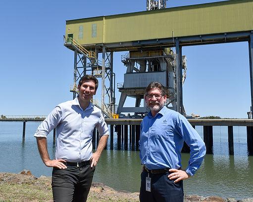 Tom Smith and Jason Pascoe