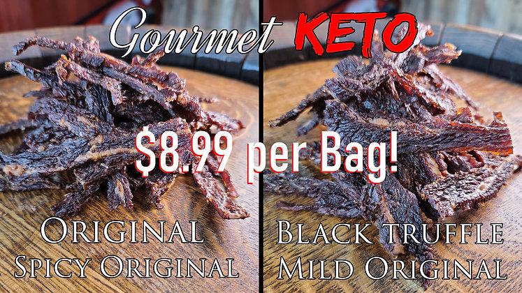 Gourmet Keto Variety Pack