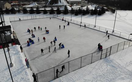 Greece Community Ice Rink