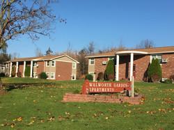 Walworth Garden Entry