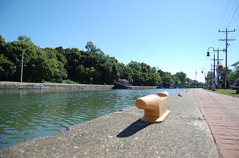 Canal, Albion NY