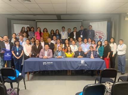 Congreso  Latinoamericano de Flebología, Linfología y Cirugía Vascular