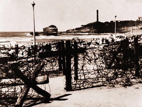 Как Гитлер бетонировал берег Атлантики