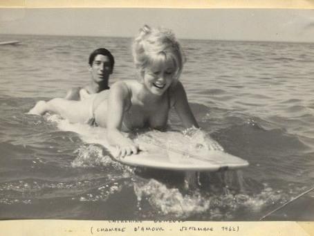Урок по серфингу