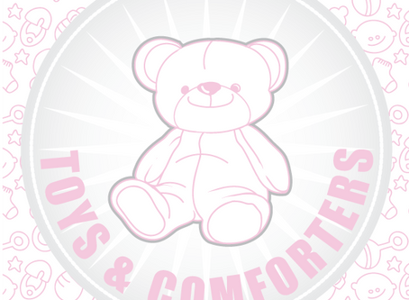 Baby Comforters Back in Stock - 4/8/20