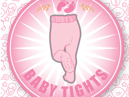 New Infant's Tights - 25/08/20