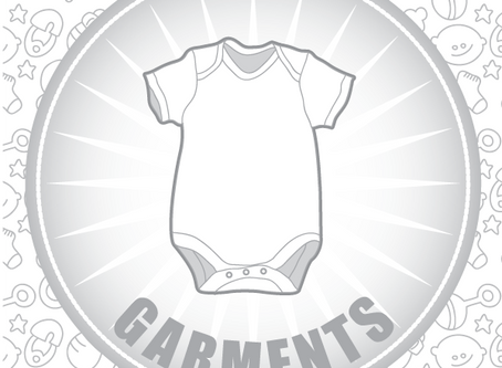 New Infant's Bodysuits, Sleep suits & Tee's Arriving Soon! - 17/10/2020