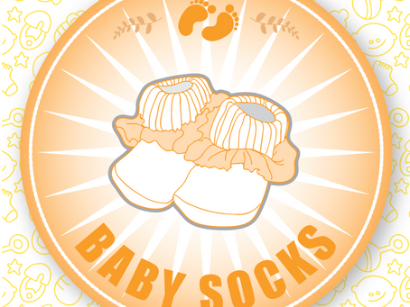 Infant's Socks Arriving Soon! - Spring/ Summer 2021