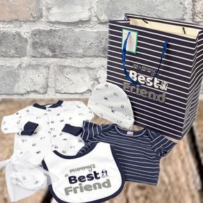 6 Piece Garment Gift Sets