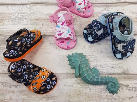 Soft Touch EVA Sandals - 19/3/21