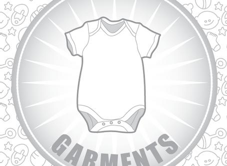 New Coordinated Garment Sets , Hats & Bibs - 13th July 2020