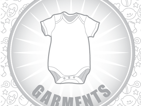 New Coordinated Garment Sets , Hats & Bibs - 13th July 2020