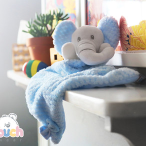 Soft Touch New Infant's Comforters