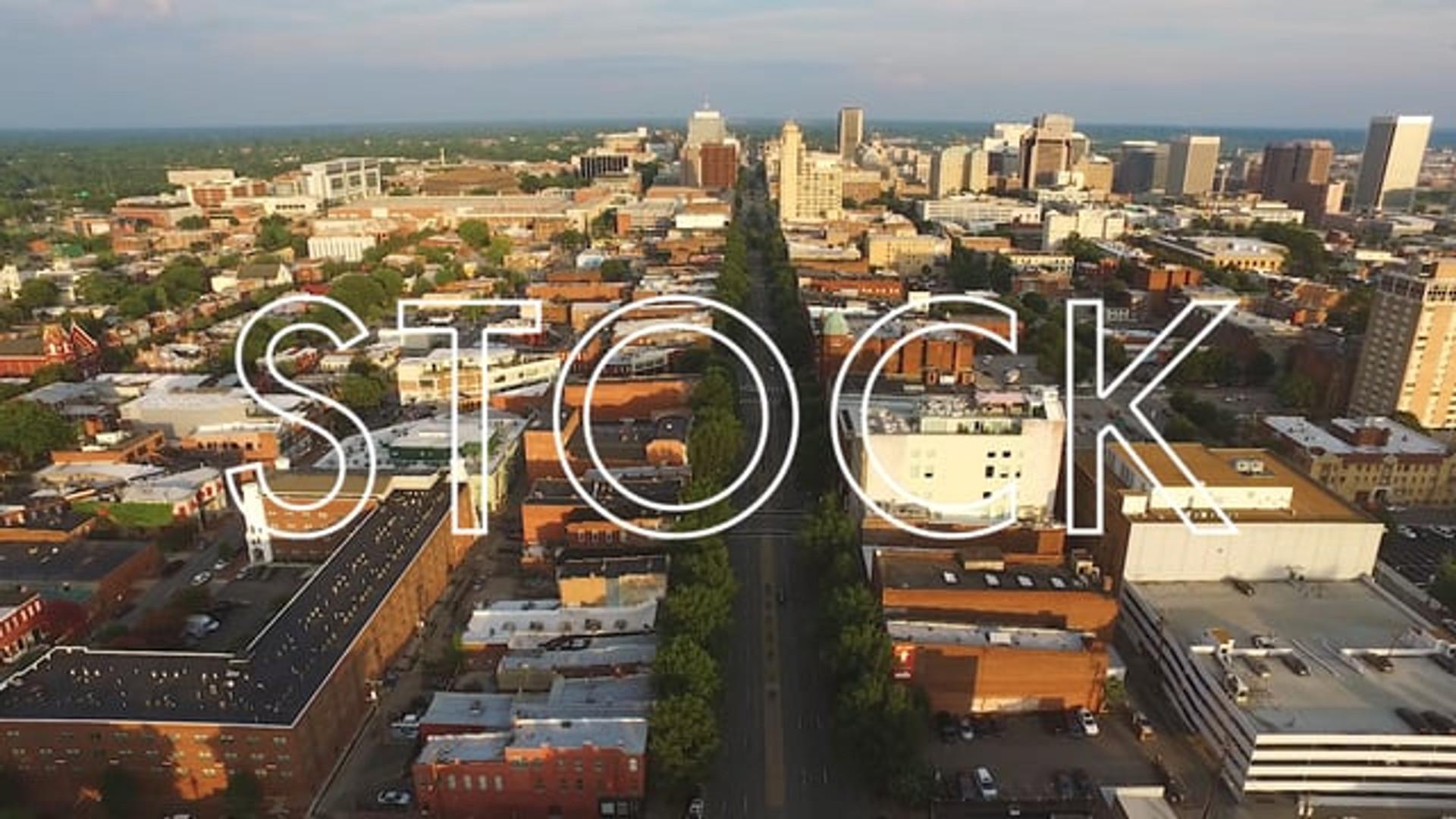 Stock Aerial Footage Promo