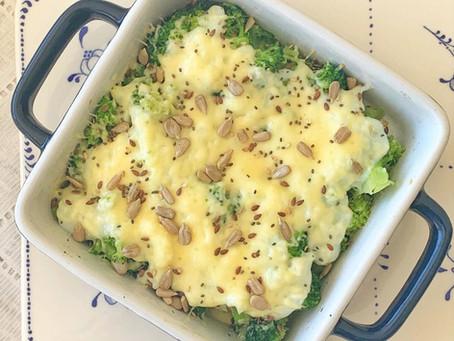 Graten de brócoli