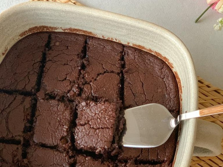 Brownie chocolatoso