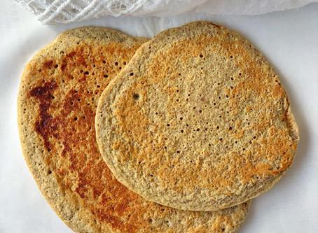 Pancakes salados