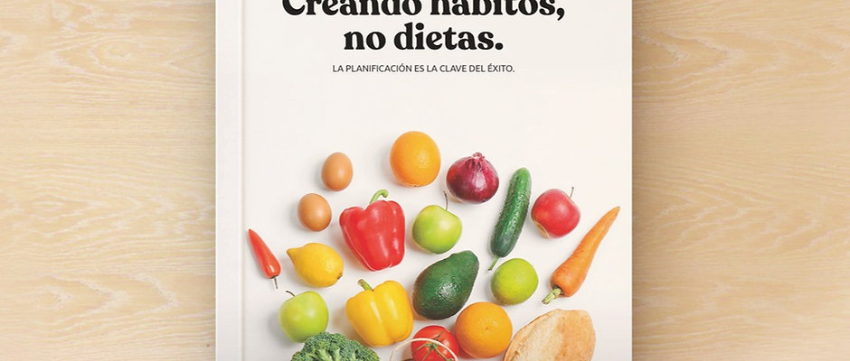 "eBook ""Creando hábitos, no dietas."""
