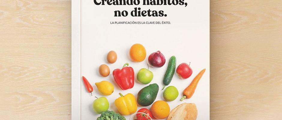 """eBook """"Creando hábitos, no dietas."""""""