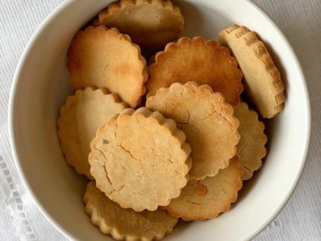 Galletitas de mantequilla de maní